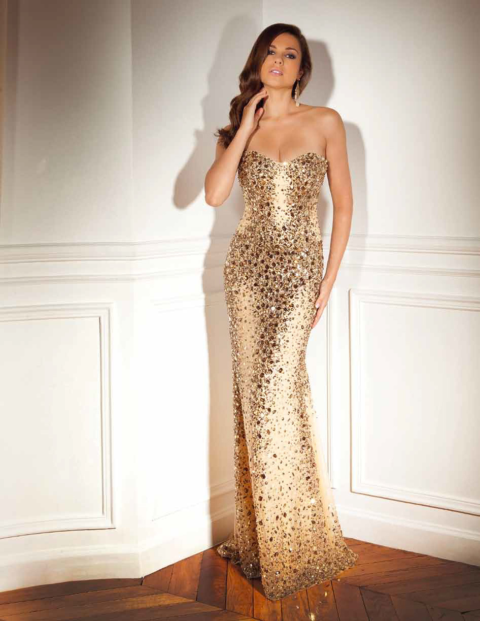 Robe soiree pour voilee 2015