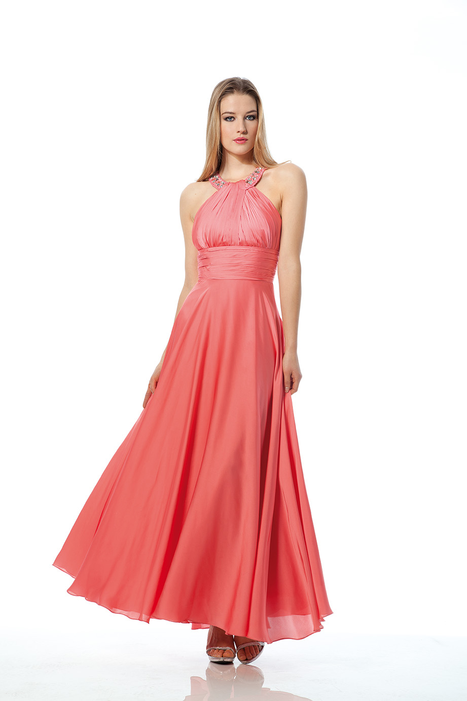 Robe Corail Fashion New York