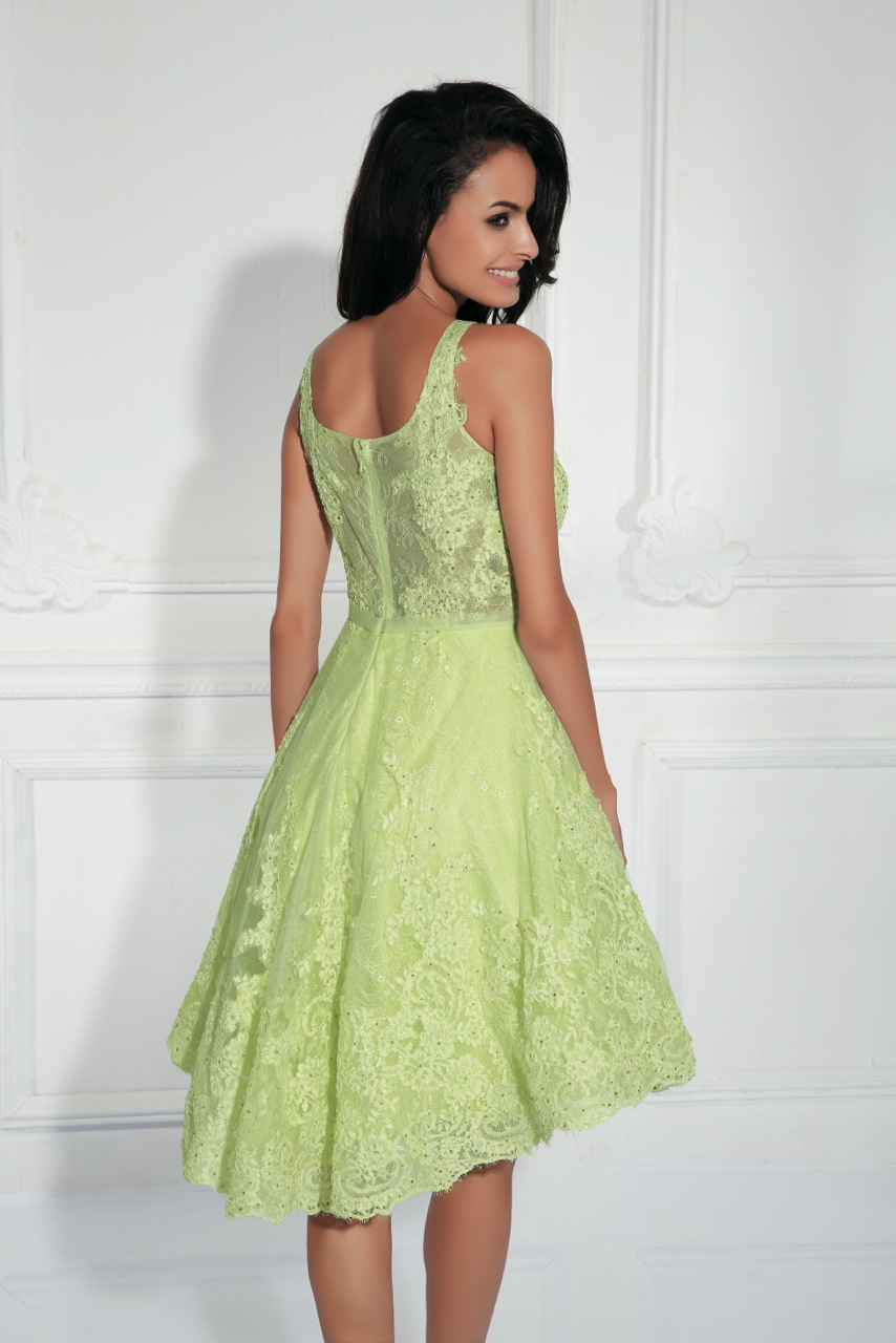 Robe cocktail le printemps