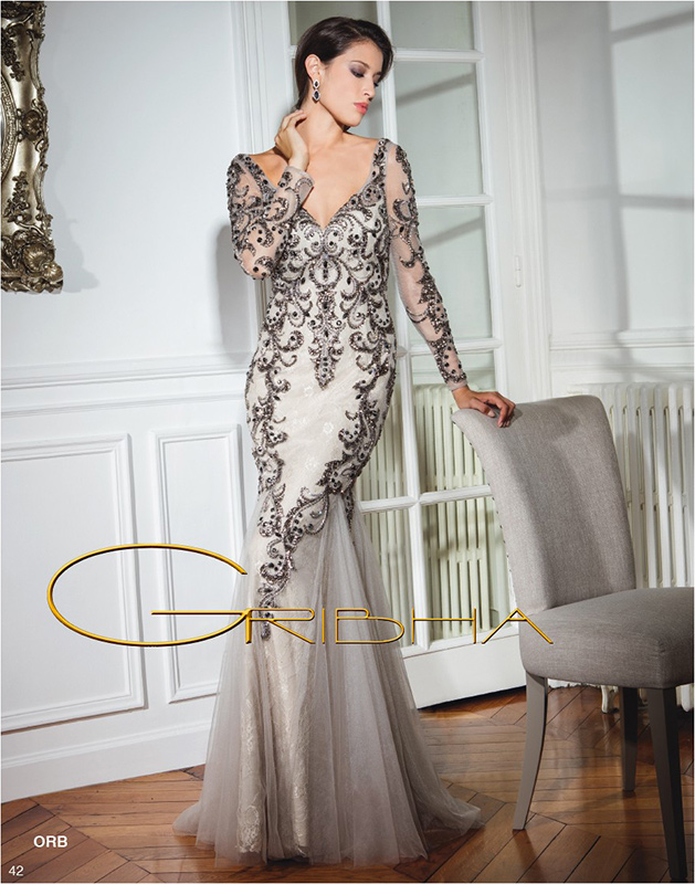 Nouvelle collection robe soiree longue