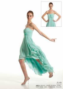 Robe longue FASHION NEW-YORK : 349 € : 10 coloris