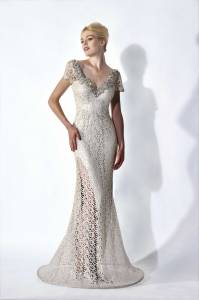 Robe longue COUTURE  : 1589 € :