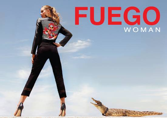 Fuego Woman Collection 2014 à Marseille