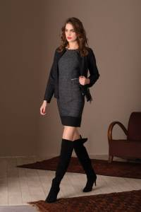 Robes chic automne hiver 2016