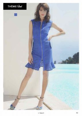 Leslie Monte Carlo collection printemps été 2017